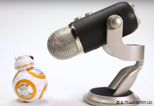 The Toy Awakens: The UX of Sphero, Star Wars and BB-8